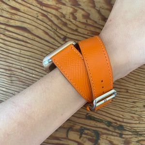 Hermes Accessories - Hermès band + FREE Apple Watch 4 (seriously)